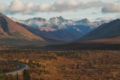 Denali-Mountain-Range